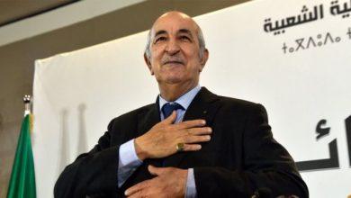 الرئيس يتون يدعوا الجزائريات لتآزر ضد من يسعى لتخريب البلاد