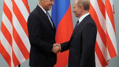 جو بايدن يهدد فلاديمير بوتين