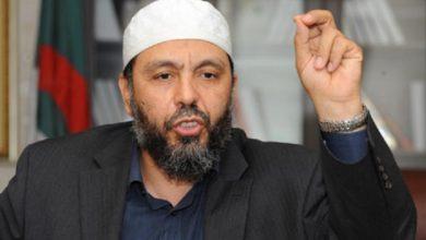 تضامن مع إمام بوزريعة.. جاب الله يتهم السلطة بالتضييق على المساجد