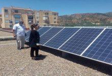 الجزائر تشرع في التصنيع 3 آلاف سخان بالطاقة الشمسية