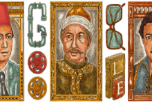 غوغل يحتفل بالذكرى 75 لميلاد الراحل نور الشريف