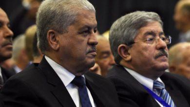 رفض الطعن في الأحكام الصادرة بحق أويحيى وسلال وحداد