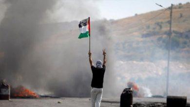 إضراب شامل يعم مدن الضفة الغربية بفلسطين