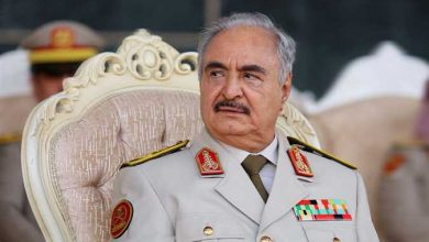 الجيش الليبي يغلق الحدود مع الجزائر