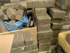 خلال الـ 4 أشهر الأولى.. حجز أكثر من 25 طن من القنب الهندي