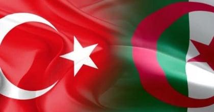 اتفاقية جديدة بين تركيا والجزائر