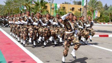 تخرج الدفعات من المدارس العليا للجيش