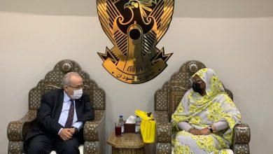 بعد إثيوبيا.. لعمامرة يصل السودان