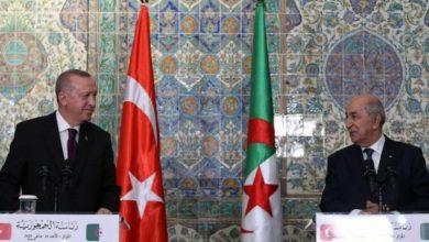 رئيس الجمهورية يتلقى اتصالا من نظيره التركي