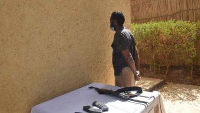 القبض على الإرهابي في برج باجي مختار