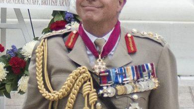 الجيش البريطاني متفاءل إزاء مستقبل أفغانستان