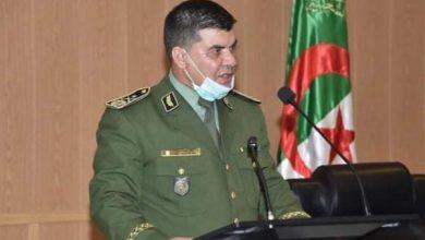 هذا هو علي ولحاج القائد الجديد للدرك الوطني
