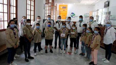 أيمن بن عبد الرحمن يشيد بمجهودات الكشافة في مواجهة الوباء