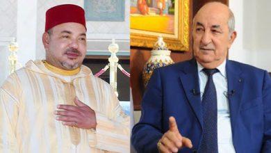 الرئيس تبون يصدم الملك المغربي