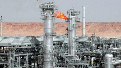 سوناطراك تتجه لتحقيق مكاسب تاريخية من الغاز