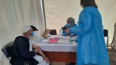 المواطنين يقبلون على التلقيح بالجزائر الوسطى